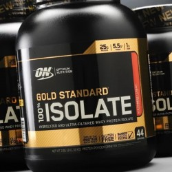 ON Gold Standard 100% Isolate